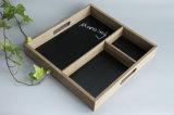 Cassetto di legno di nuova alta qualità calda con la lavagna