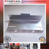 Maschinell bearbeiteter CNC, der Laser-Ausschnitt-Herstellungs-Blech-Teile maschinell bearbeitet