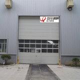 De veilig Automatische Multi Sectionele Verticale Opheffende Deur Van uitstekende kwaliteit van de Industrie