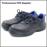 El plástico abrocha los zapatos de seguridad compuestos del aislante de Kevlar Midsole de la punta