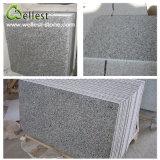 Плитка стены оптового гранита G640 фабрики естественного восточного белого Polished поверхностная