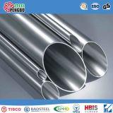 Tubulação de aço inoxidável/câmara de ar (304, 304L, 316L, 321, 310S)