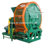 CE Approuvé Scrapped Tire Shredder