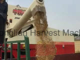 Soja Reaper récolte machine