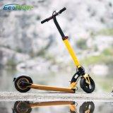 Mini scooter électrique plié initial neuf de coup-de-pied de mobilité de batterie au lithium