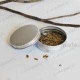 Жестяная коробка чая качества еды алюминиевая