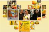 Detox очищает ваше тело--Африканский порошок чая энзима мангоа, продукты Loss&Slimming веса
