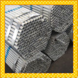 Galvanización caliente, tubo de la inmersión caliente/tubo en tubo/tubo del acero suave