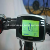 Neues Design 350W Carbon Fiber E-Bicycle Okm-101