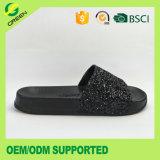 Sandale à glissière de plage pour femme EVA femme légère (GS-HB1701)