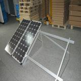 太陽電池パネルの地上の取付金具