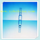 Ampolla de cristal médica por el tubo de cristal inferior de Borosilicate