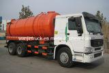 HOWO 340HP Zz1317n4667V Kraftstofftank-LKW