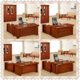 광저우 우아한 디자인된 두목 사무실 테이블 (FOH-K3898)