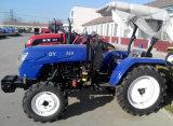 35HP Ty354の日よけが付いている小さい農場トラクター