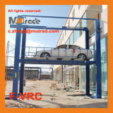最もよいMutradeの駐車F-Vrcのスマートで簡単な手段の縦のプラットホームの持ち上がる駐車機械