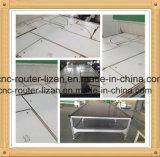 Sistema de carga y descarga Máquina de CNC de carpintería