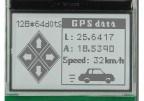 Stn 8*2 Zeichen LCD-Bildschirme