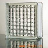 カスタマイズされたデザイン無色のガラスレンガかガラス・ブロック