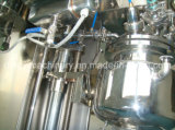 크림 연고 실험실 진공 에멀션화 믹서 (ZRJ-10-D)