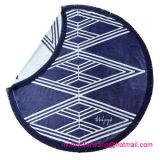 高品質の円形の円のビーチタオル