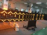 제한 속도 표시, LED 소통량 한정된 표시