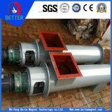 Kohlenstoffstahl-Rohr-flexible gewundene Schrauben-Förderanlage vom Goldchina-Hersteller