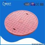 Провентилированная пластмассы усиленной крышка люка -лаза стеклотканью FRP
