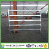 Panneaux de bétail utilisés par acier galvanisés par approvisionnements de bétail