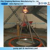 Pièce de rechange avec l'équipement minier pour la précision/moulage de précision/moulage au sable