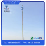 De zelfstandige Enige Toren van de Buis voor Telecommunicatie