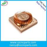 高精度の鋼鉄粉砕およびEDMの部品CNCの機械化の部品