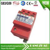 Proteção de alta tensão do impulso da C.C. para o equipamento solar da caixa do combinador