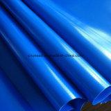 Высокий растяжимый брезент PVC для крышки шатра или тележки