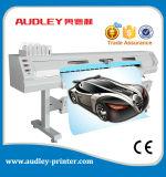 Impresora de inyección de tinta con solvente ecológico de interior / exterior de 1,8 m