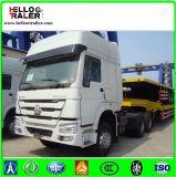 HOWO 6X4 336HP 트랙터 트럭 디젤 엔진 트럭 Sinotruk 트레일러 트럭