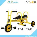صاحب مصنع أجزاء أصفر متوفّر على شبكة الإنترنات درّاجة ثلاثية سعر تصميم فولاذ درّاجة ثلاثية