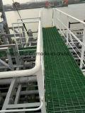 スリップ防止の、高力格子と火格子を付けるFRP/Plastic