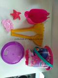 Ensemble de jouets en plastique de plage de sable (YV-J020)