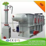 Tratamiento disuelto de la flotación de aire para las aguas residuales del restaurante