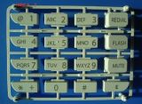 Высокая точность высекая машину маркировки лазера неметаллического СО2 материала 50W высокомощную