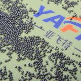 Injection abrasive de nettoyage d'acier inoxydable de sablage