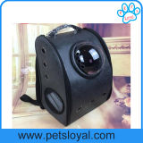 New Design Space Capsule em forma respirável Pet Cat Carrier Backpack