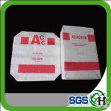 50kg Zak van de Verpakking van de Klep van pp de Zak Geweven