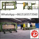 Placage chaud de travail du bois de vente joignant les machines de épissure de placage de faisceau de contre-plaqué de machine