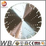 다이아몬드는 화강암 대리석 콘크리트를 자르기를 위한 톱날 공구를