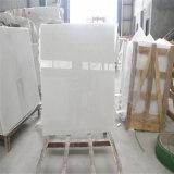 아름다운 순수한 백색 부엌 대리석 싱크대 도매업자