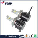 LEDのヘッドライトH4のクリー族LED車ライトかランプ