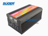 Suoer Power Inverter 1500W Solar Power Inverter 12V a 220V Home Use Power Inverter com CE & RoHS (HDA-1500A)