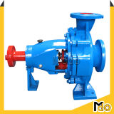 pompe à eau horizontale centrifuge d'aspiration de la fin 2HP